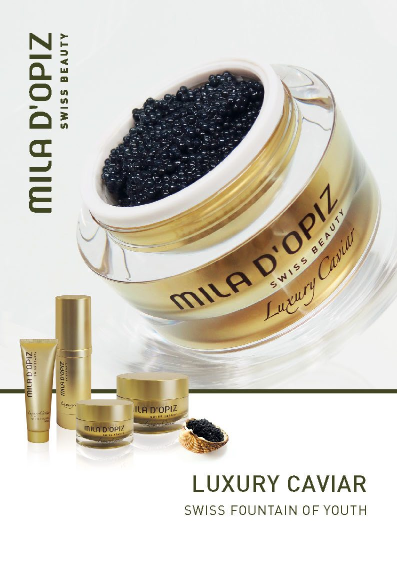 Luxury Caviar